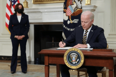 Biden Continues Stance on Immigration with Overturn of Green Card Application Ban